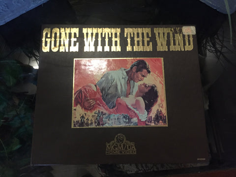 Gone With the Wind Box Set VHS 20060 121