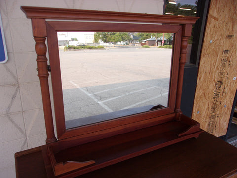 Mirror with swivel stand 13541