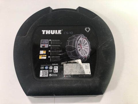 Thule Sweden CS-10 060 Tire Chain Set (AS IS) 20320 121
