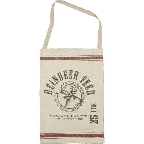 Hanging Bag - Reindeer Feed Primitives by Kathy NEW PK-22242