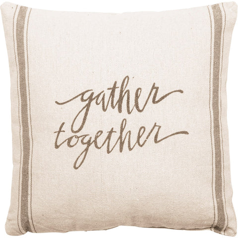Pillow - Gather Together Primitives by Kathy NEW PK-23930