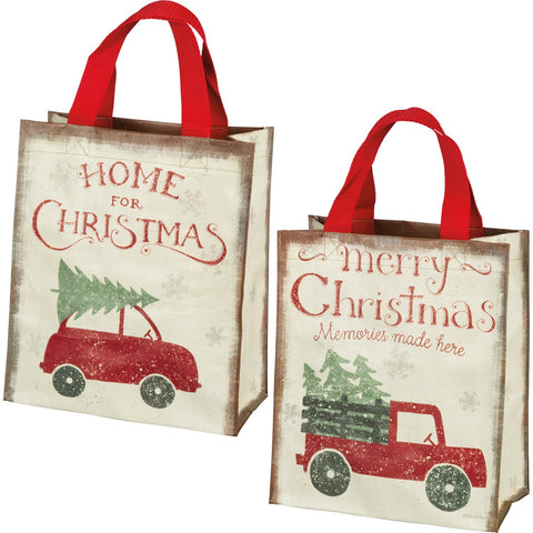 Daily Tote - For Christmas Primitives by Kathy NEW PK-36868
