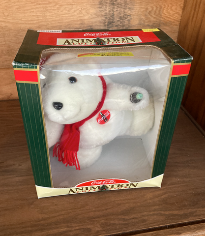 Animation collection polar bear 23442