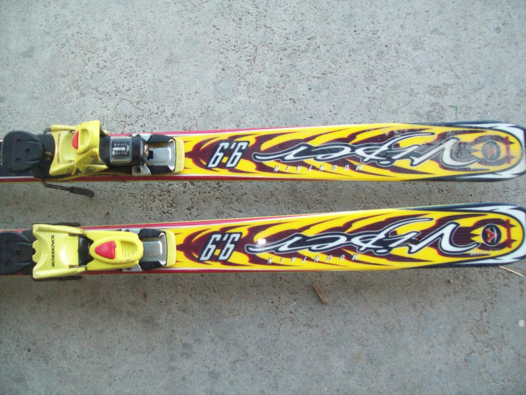 Skis, Rossignal, parabolic 5744