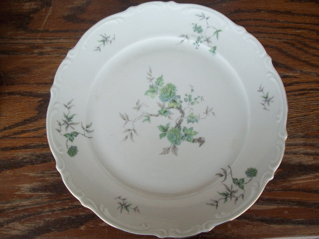 Syracuse Federal Shape Victoria 45pc china set 6119