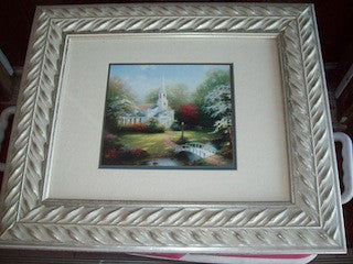 Framed picture 6265