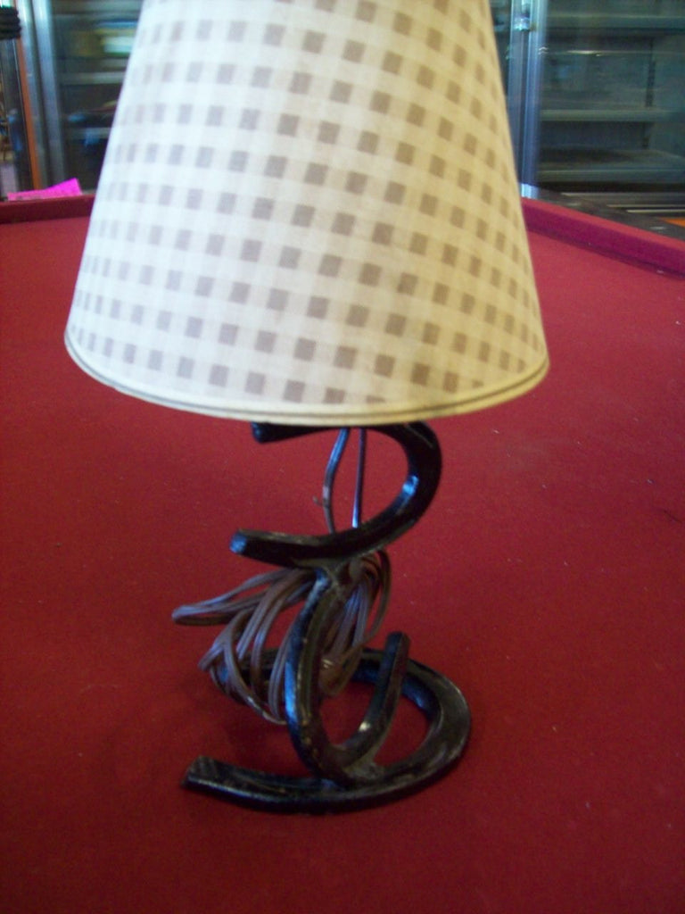 Horseshoe lamp 6573