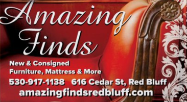 Amazing Finds Red Bluff