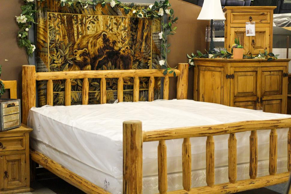 50% OFF NEW BED SALE!