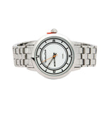 SILVER METAL Women's Watch