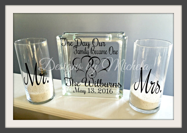 Sand Ceremony Wedding.Wedding Sand Ceremony Set 3 Pieces Gf056