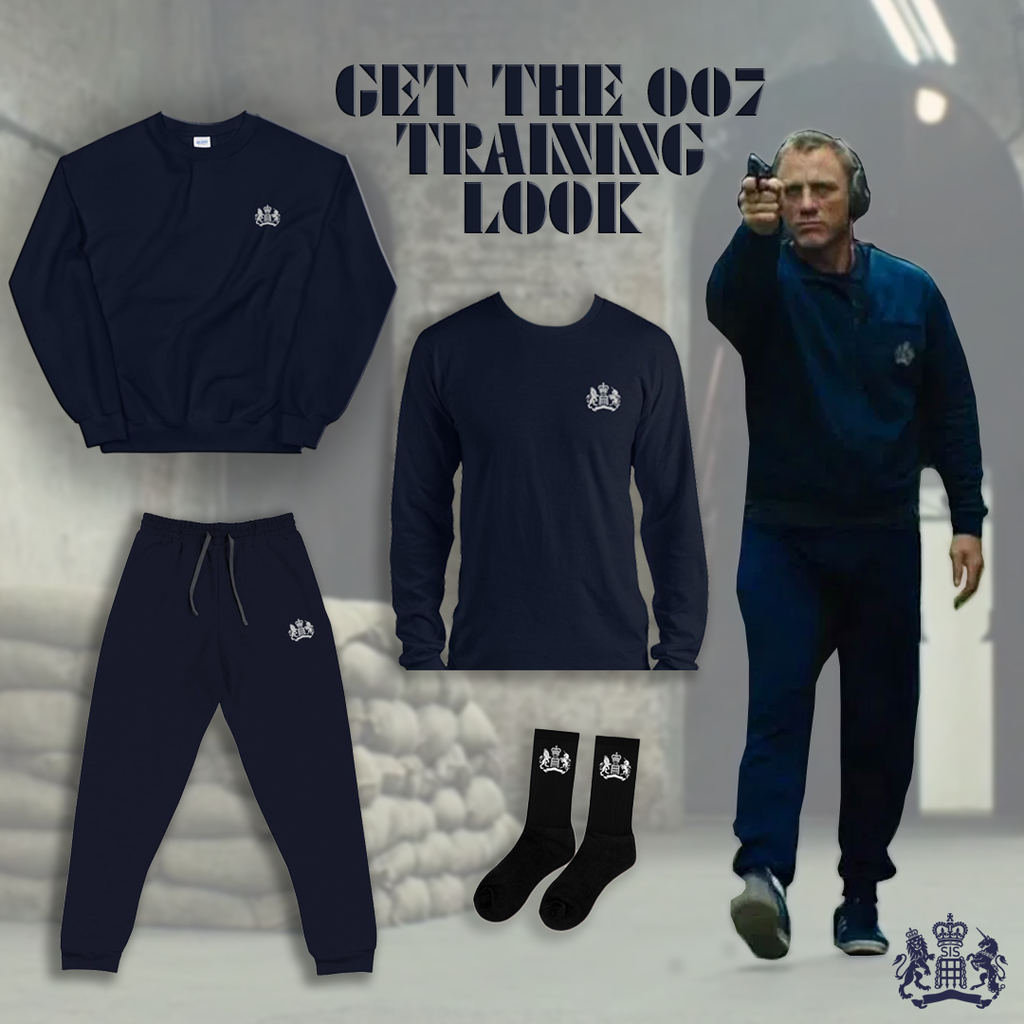 James Bond Outfits Skyfall SIS Training Gear