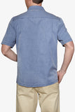 Short Sleeve Havana Cloth - Periwinkle