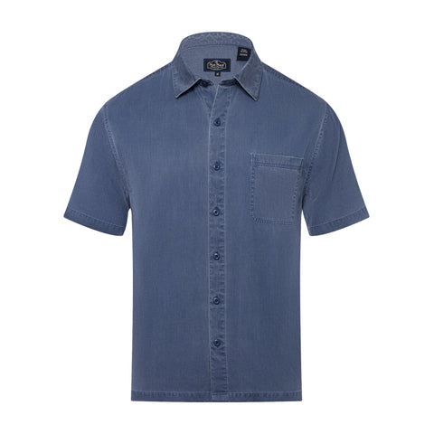 Havana Cloth - Faded Blue