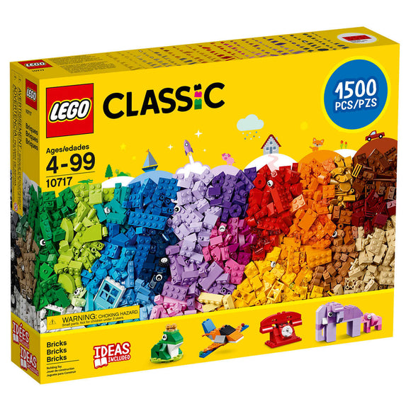 LEGO Classic Big Box 1,500-piece Set