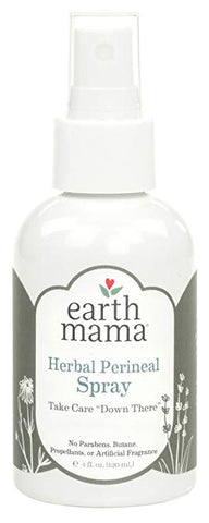 Earth Mama Herbal Perineal Spray 4oz