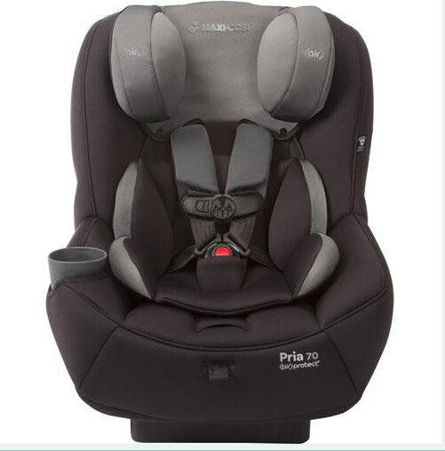 Maxi-Cosi CC133APU - Pria 70 Convertible Car Seat - Total Black