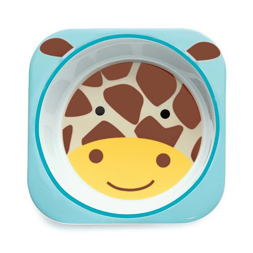 Giraffe Zoo Bowl
