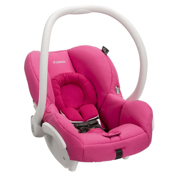 Maxi-Cosi IC164DCN - Mico Max 30 Infant Car Seat, White Collection - Pink Berry