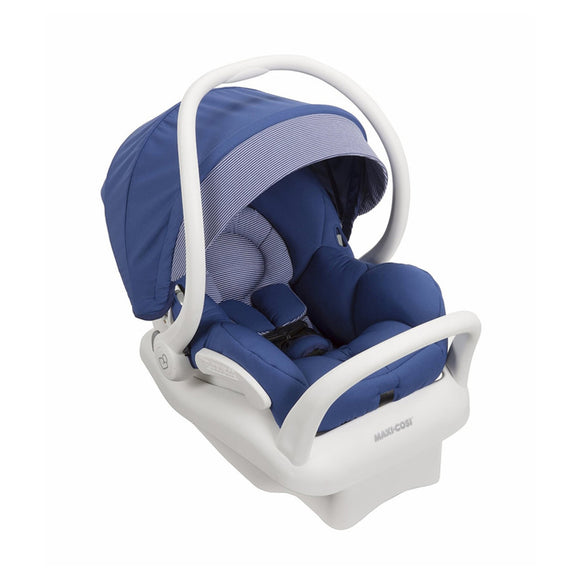 Maxi-Cosi IC164DCH - Mico Max 30 Infant Car Seat, White Collection - Blue Base IC164DCH
