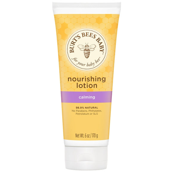 Burt's Bees Baby Bee Nourishing Lotion Calming - 6oz