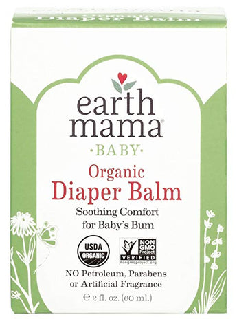 Earth Mama Organic Diaper Balm 2oz