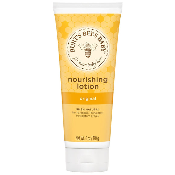 Burt's Bees baby Bee Nourishing Lotion Original - 6oz