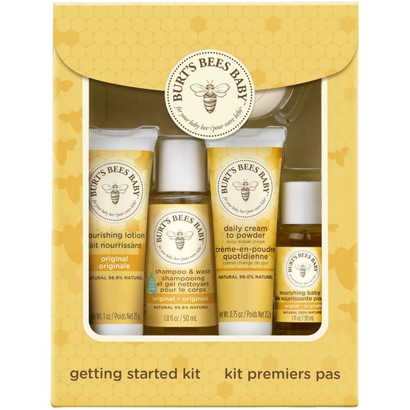 Burt's Bees Getting Started Gift Set