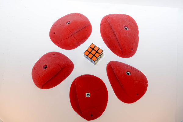 Cracked Slopers Large - Solve Climbing - Climbing Hold - 6