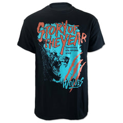 Official Japanese Tour Horror T-Shirt