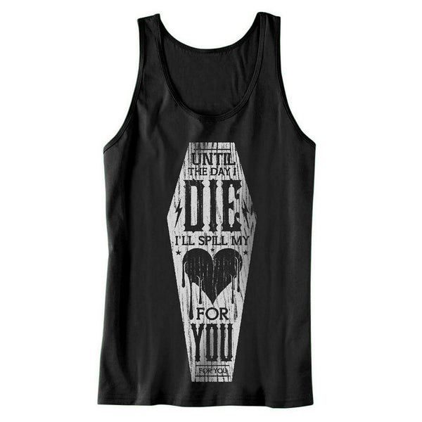 The Day Tank Top (Black)
