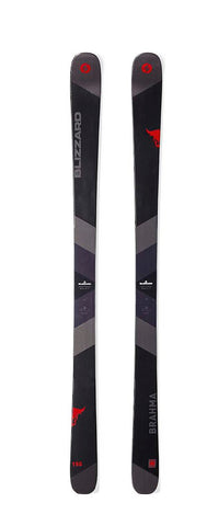 2018 Blizzard Brahma Ski new w/carbon tip and tail