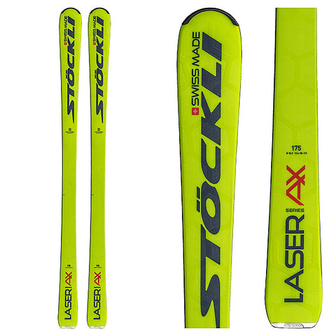 2019 Stockli Laser AX skis