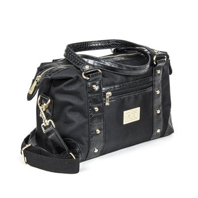 Luxe Camera Bag in Black