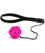 Mod Straps Hot Pink Pop Flower Lens Cap Keeper