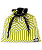Mod Straps Green Maze Drop in Pouch