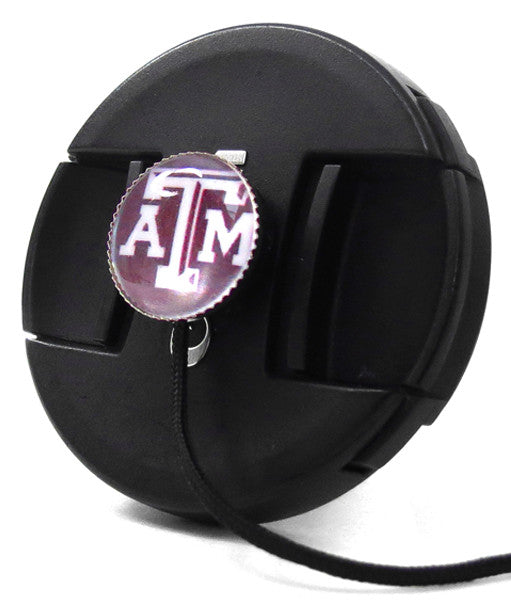 Texas A&M Collegiate Lens Cap Saver