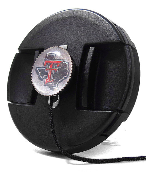 Mod Straps Texas Tech Collegiate Lens Cap Keeper