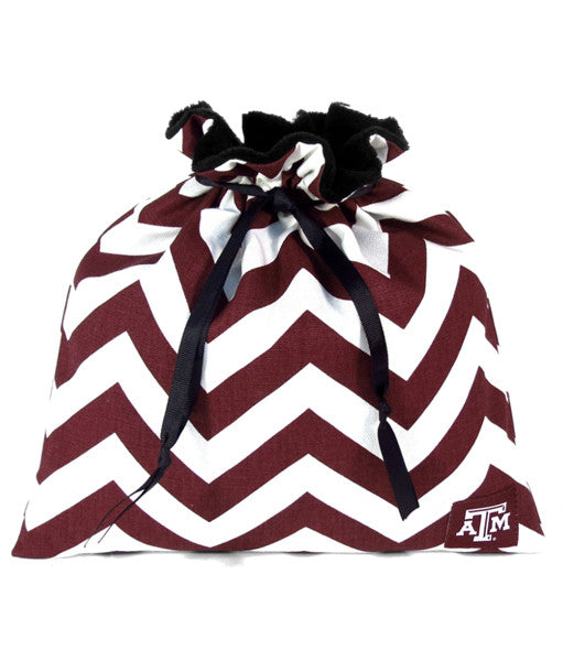 Texas A&M Collegiate Drop in Pouch