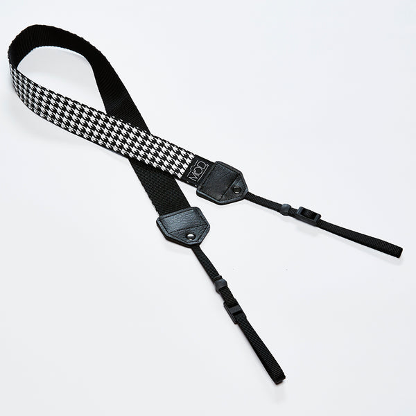 Houndstooth Basic Camera Strap