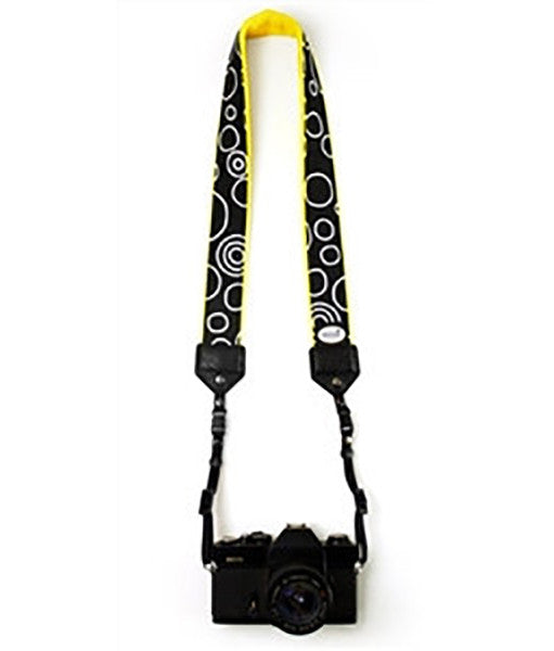 Mod Straps Bubble Dot w/ Quick Release Feature Premium Camera Strap