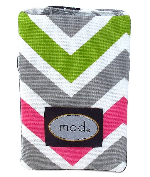 Mod Straps Cheerful Zig Camera Strap Wrap Storage Pouch