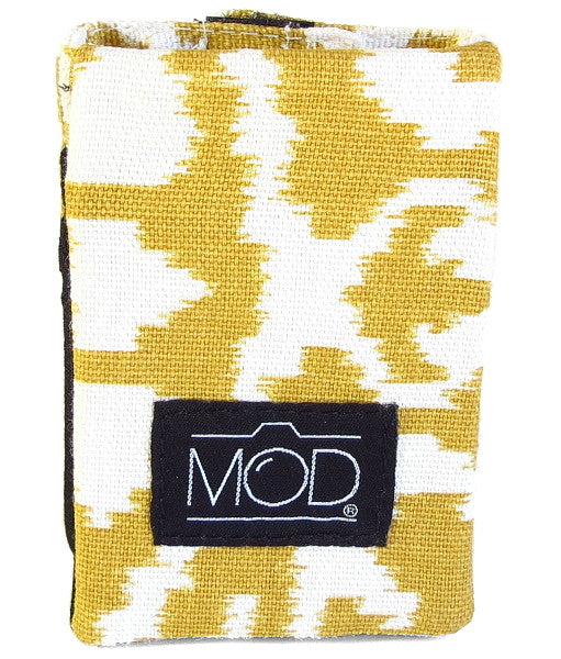 Mod Straps Gold Rush Camera Strap Wrap Storage Pouch