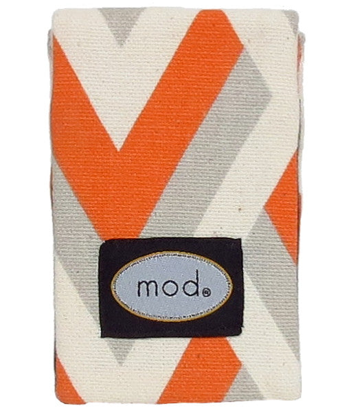Mod Straps Orange Summit Camera Strap Wrap Storage Pouch