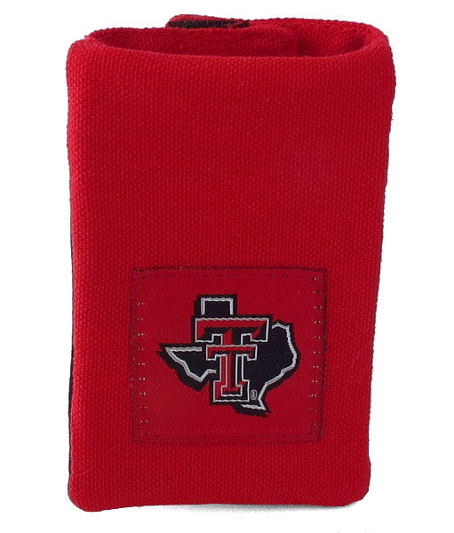 Mod Straps Texas Tech Collegiate Camera Strap Wrap Storage Pouch
