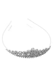 Rhinestone and Crystal Royal Bridal Tiara