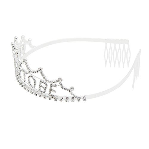 Mother to Be Baby Shower Crown Tiara