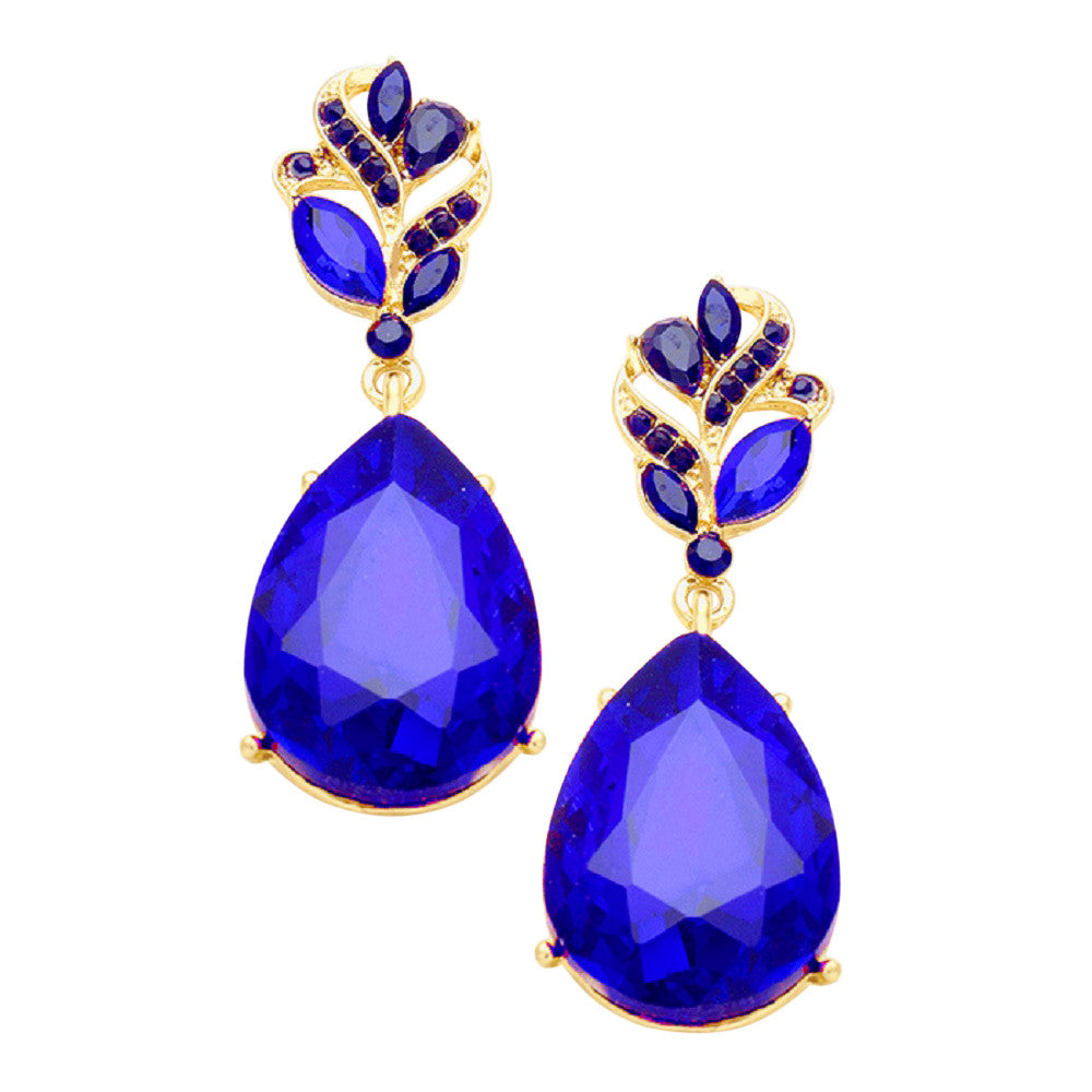 excellent bright diamond shape blue silver gold white earrings gemstone oval amazing from pair synthetic ct stud plated solid product semi
