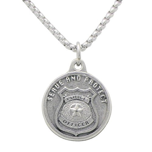 men stainless pendant jewellery dp amazon steel uk necklace police co