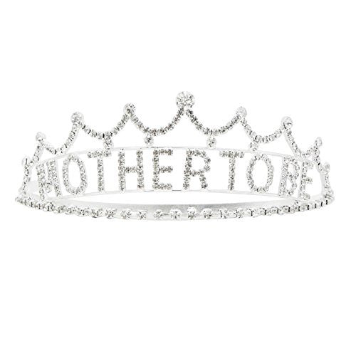 Mother To Be Baby Shower Crown Tiara Rosemarie Collections